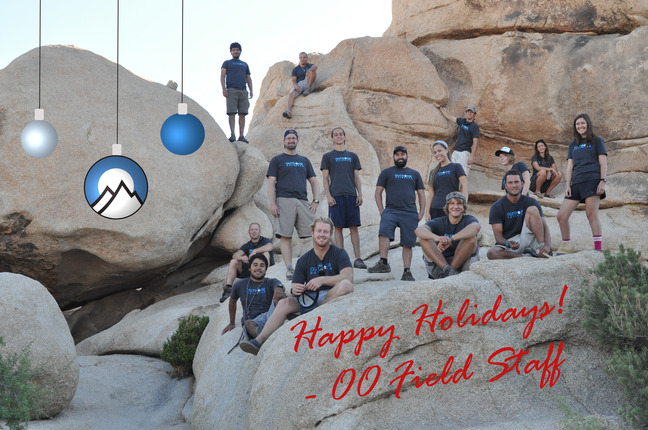 Field Staff Holiday Greetings