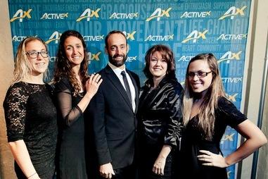 ACTIVEx Movie Premiere