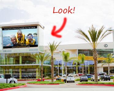 Lexus Escondido Billboard Location 7