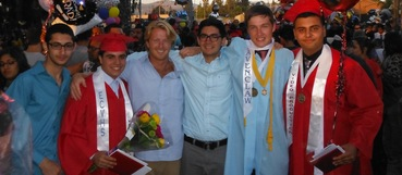 El Cajon Adventure Club Graduation