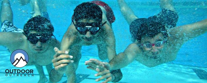 2012 Spring Swim With Friends