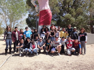 2012 The Station Mini Youth Summit  (all 3 Adventure Clubs)