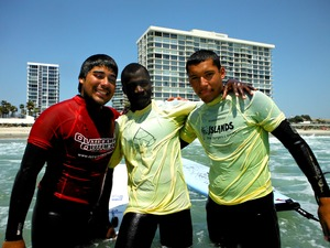 Lincoln & Crawford Surfing Trip