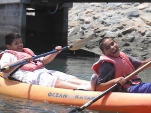 SAY San Diego Kayaking Trip