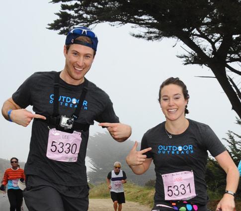 Jane and Leo Big Sur FUNdraising Run