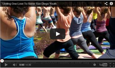 One Love San Diego Yoga Event Video
