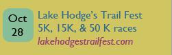 Lake Hodges Trail Race