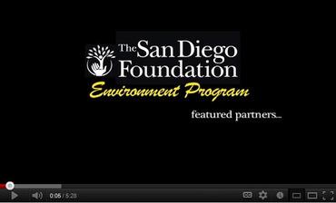 San Diego Foundation Environmental Program Featured Partner